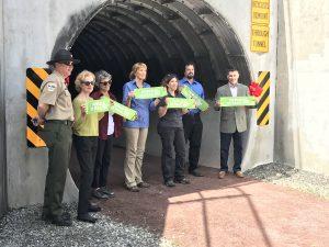 Conrail Tunnel Canal Trail Connector