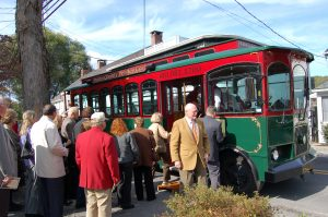 Bucks County Trolley