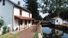 Locktender's House