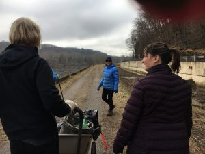 Canal Clean-up Day