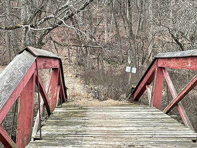 spahrs bridge deck