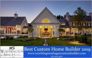 Worthington Shagen Custom Builders.