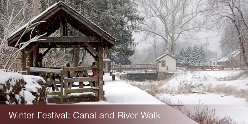 delaware canal and delaware river walk
