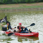 delaware canal festival in historic bristol borough