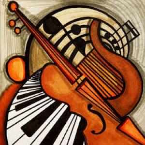 Jazz Music Graphic