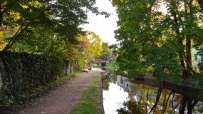 delaware canal in new hope, pa