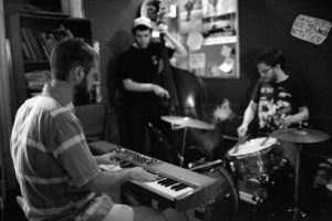 The Rhinoceri Trio at play.